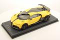 ** 予約商品 ** MR collection BUG13D 1/18 Bugatti Chiron Pur Sport Jaune Molsheim