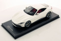 ** 予約商品 ** MR collection FE031D 1/18 Ferrari Roma Bianco Italia