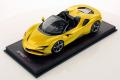 ** 予約商品 ** MR collection FE032A 1/18 Ferrari SF90 Spider Giallo Montecarlo
