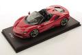 ** 予約商品 ** MR collection FE032C 1/18 Ferrari SF90 Spider Rosso Corsa