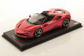 ** 予約商品 ** MR collection FE032D 1/18 Ferrari SF90 Spider Rosso Scuderia