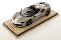 ** 予約商品 ** MR collection FE032E 1/18 Ferrari SF90 Spider Grigio Ferro Met.