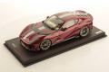 ** 予約商品 ** MR collection FE033D 1/18 Ferrari 812 Competizione Rosso Fiorano  /Grey stripe