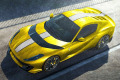 ** 予約商品 ** MR collection FE033F 1/18 Ferrari 812 Competizione Giallo Tristrato / Grey stripe