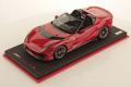 ** 予約商品 ** MR collection FE034B 1/18 Ferrari 812 Competizione A Roso Corsa