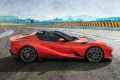** 予約商品 ** MR collection FE034D 1/18 Ferrari 812 Competizione A Rosso Scuderia