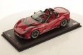 ** 予約商品 ** MR collection FE034E 1/18 Ferrari 812 Competizione A Rosso TRS