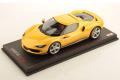 ** 予約商品 ** MR collection FE035C 1/18 Ferrari 296GTB Giallo Tristrato