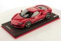 ** 予約商品 ** MR collection FE035E 1/18 Ferrari 296GTB Rosso Corsa