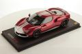 ** 予約商品 ** MR collection FE035F 1/18 Ferrari 296GTB Rosso Imola Assetto Fiorano