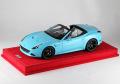 MRコレクション 1/18 フェラーリ カリフォルニア T Open roof Baby Blue (ケース付) 15台限定