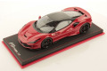 MR collection FE027SE4 1/18 Ferrari F8 Toributo Rosso Corsa Met. / Black roof Limited 15pcs