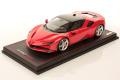 ** 予約商品 ** MR collection FE28A 1/18 Ferrari SF90 Stradale Rosso Corsa /Nero DS