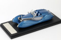 ABC349SB 1/43 Bugatti T57SC Atlantis ASSM 2013 (Blue/Silver)