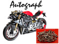 【お取り寄せ商品】 Autograph Transkit for Pocher 1/4 model kit HK107 Ducati 1299 Panigale S (追加ネジセット付)