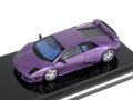 AIMS 07MP-W/M Veilside Murcierago Purple /Silver wheel Limited 9pcs