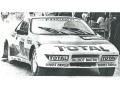 ALEZAN216 マトラ Murena Rally Mille Pistes  Beltoise 81