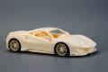 ** 予約商品 ** Hobby Design /ALPHA Model 1/24キット Ferrari 488 Pista