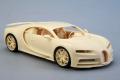 ** 予約商品 ** Hobby Design /ALPHA Model 1/24キット AM02-0022 Bugatti Chiron Sports