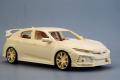 ** 予約商品 ** Hobby Design /ALPHA Model 1/24キット AM02-0024 Honda Civic Type-R FK8