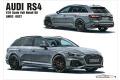 Hobby Design /ALPHA Model 1/24キット AM02-0027 Audi RS4