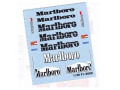 Museum collection AS001i 1/20 Ferraro F1-2000 Marlboro Decal 【メール便可】