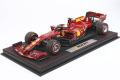 ** 予約商品 ** BBR 051000DIE 1/18 Ferrari SF1000 2020 Tuscany GP S.Vettel (ケース付)