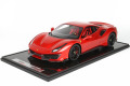 ** 予約商品 ** BBR1213E 1/12 Ferrari 488 Pista F1-2007B Red Limited 10pcs