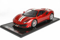** 予約商品 ** BBR1213F 1/12 Ferrari 488 Pista Red Fire / Nart stripe Limited 10pcs