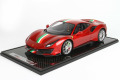 ** 予約商品 ** BBR1213I 1/12 Ferrari 488 Pista Red Fire / Italian stripe Limited 10pcs