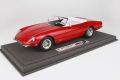 ** 予約商品 ** BBR1814DV 1/18 Ferrari 365 California sn 09935 1966 Red Limited 108pcs (ケース付)