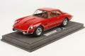 ** 予約商品 ** BBR1815BV 1/18 Ferrari 400 Superamerica 1962 Red Limited 200pcs (ケース付)