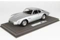 ** 予約商品 ** BBR1815FV 1/18 Ferrari 400 Superamerica 1962 Silver Limited 22pcs (ケース付)