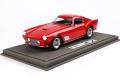 ** 予約商品 ** BBR1817AV 1/18 Ferrari 250 TDF faro dritto 1958 Red Limited 300pcs (ケース付)