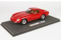 ** 予約商品 ** BBR1819AV 1/18 Ferrari 275 GTB4 1966 Red Limited 250pcs (ケース付)