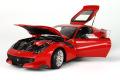 BBR 182101 1/18 Ferrari F12 TDF Rosso Corsa