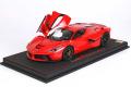 BBR 182205DIE 1/18 La Ferrari Rosso Corsa Lmited 100pcs (ケース付)
