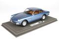 ** 予約商品 ** BBR1848AV 1/18 Ferrari 330 GT 2+2 Series 2 1965 Single Light  Blue Metal light Limited 133pcs (ケース付)