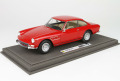 ** 予約商品 ** BBR1848BV 1/18 Ferrari 330 GT 2+2 Series 2 1965 Single Light  Rosso Corsa Limited 133pcs (ケース付)
