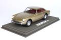 ** 予約商品 ** BBR1848DV 1/18 Ferrari 330 GT 2+2 Series 2 1965 Single Light  Gold Metallic 103.C Limited 48pcs (ケース付)