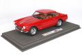 BBR1850CV 1/18 Ferrari 250 GTE 2+2 I Series 1960 Red Limited 136pcs (ケース付)