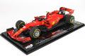** 予約商品 ** BBR 191826ST 1/18 Ferrari SF90 Belgium GP 2019 Leclerc Winner Limited 200pcs (ケース付)