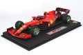 ** 予約商品 ** BBR 211855DIE 1/18 Ferrari SF21 Emilia Romagna GP 2021 C.Sainz (Green Intermediate Tires) Limited 200pcs (ケース付)