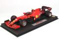 ** 予約商品 ** BBR 211855DRY 1/18 Ferrari SF21 Emilia Romagna GP 2021 C.Sainz (Red Soft Tires) Limited 50pcs (ケース無)
