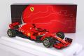 ** 予約商品 ** BBR 211895 1/18 Ferrari SF71H Test Fiorano Carlos Sainz (ケース無)