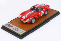 ** 予約商品 ** BBR260 Ferrari 250GTO 1962 LeMans 1962 n.19 Class Winner S/N 3705GT