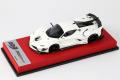 BBR RACE43-52 Ferrari FXX K Evo Avus White Lmited 20pcs