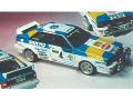 BBR-ARENA K26 Audi Quattro Gr.4 Sanyo Blomqvistcedeberg Winner Svezia 1982