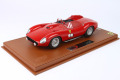 BBRC1807ST1V 1/18 Ferrari 315S 1957 street version Red Limited 40pcs (ケース付)