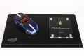 BBRC182ACO フェラーリ F60 America Blue Nart 10台限定